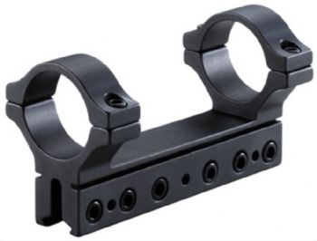 "BKL360 30mm 1 Piece Air Rifle Rimfire Unitized 3/8"" 9-11mm Dovetail Mount - High"